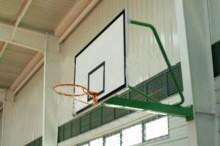 单臂挂壁式篮球架