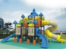 儿童塑料组合系列滑梯HD-001A