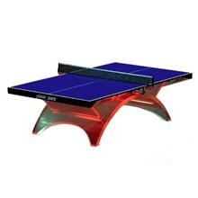 TMHC---红双喜透明彩虹乒乓球台