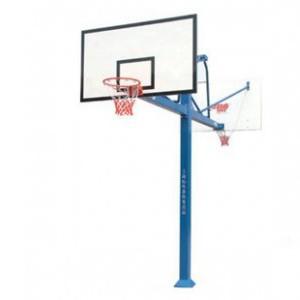红双喜 DHQJ1023单臂篮球架